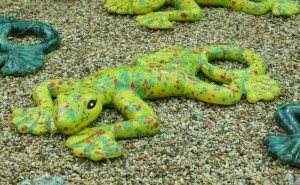 Gartendeko_Gecko